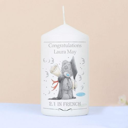 Me to You Graduation Candle